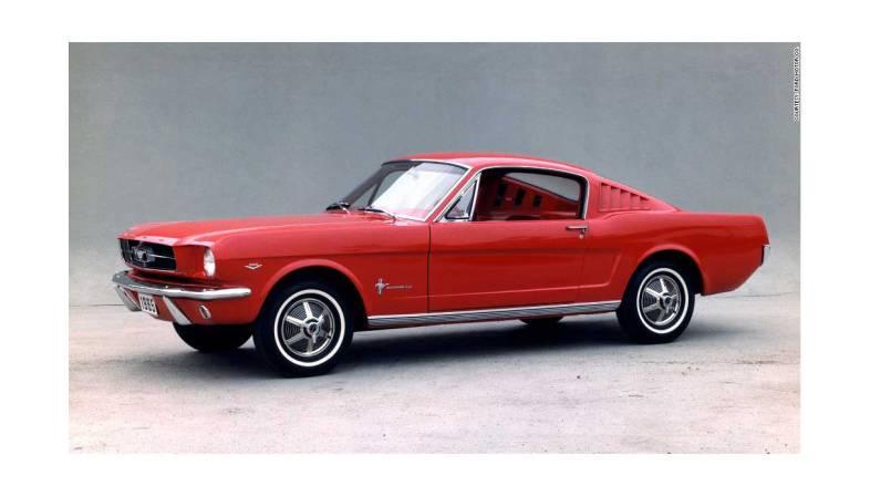 Corvette è un modello che ha mezzo secolo di storia
