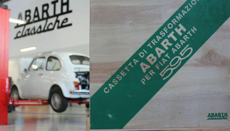 Targa Florio, in mostra tre storiche auto Abarth di Fca
