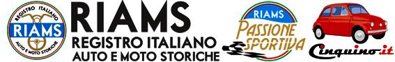 Riams – Registro Italiano Auto e Moto Storiche