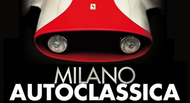 Milano AutoClassica / 23-24-25 Novembre 2018