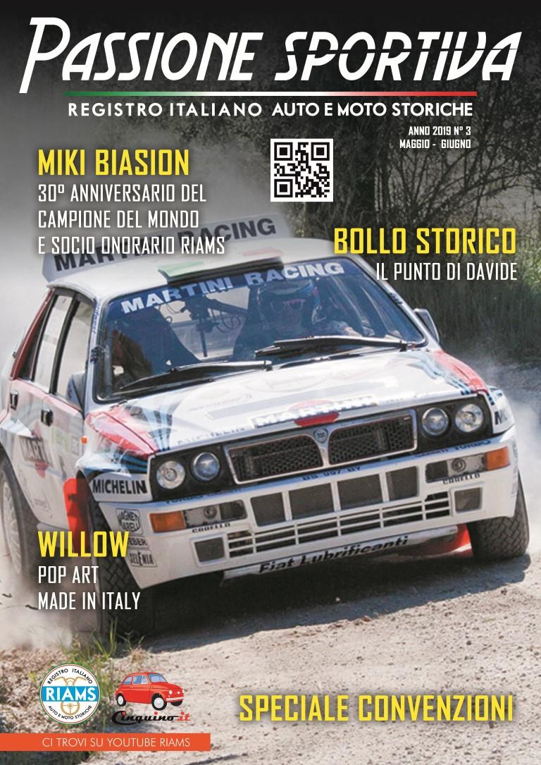 Passione Sportiva N° 03/2019